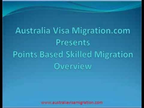 Australia Migration Information Australia Immigration Skilled Migration
