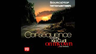 Consequence / Kid Cudi - On My Own [FULL SONG !!!] [CD-QUALITY]