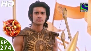 Gambar cover Suryaputra Karn - सूर्यपुत्र कर्ण - Episode 274 - 23rd June, 2016