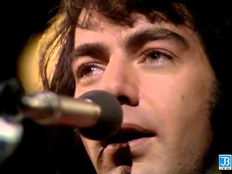 Neil Diamond Sweet Caroline Bbc Concert 1971 Youtube