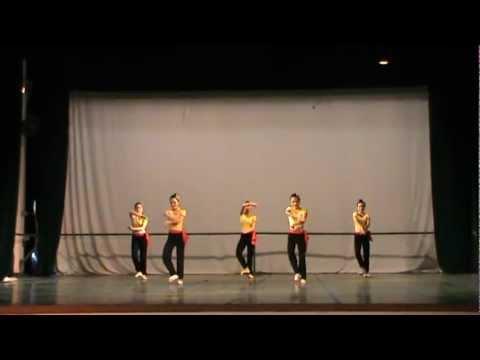 QT2K tốt nghiệp Múa sân khấu truyền thống (P.3)