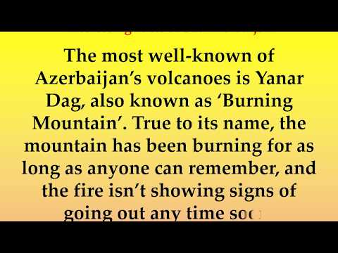 Interesting Facts about Azerbaijan