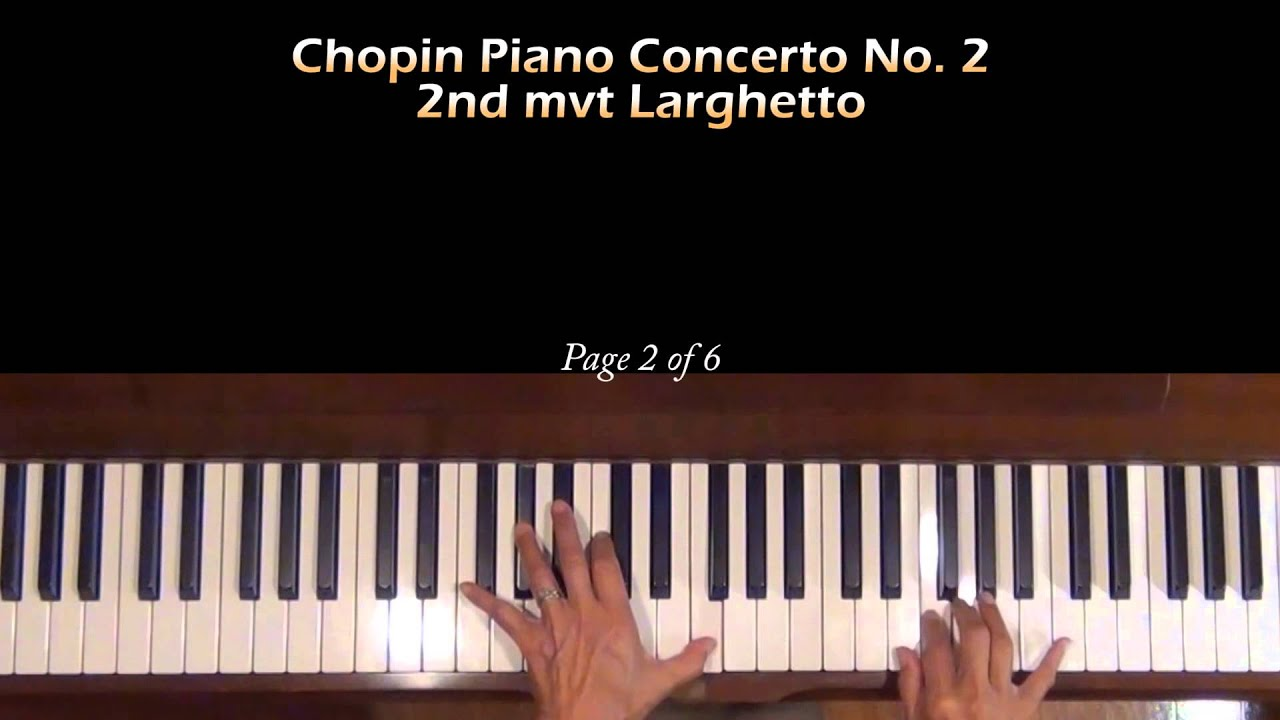 a critique of frederic chopins piano concert no 2 op 35 Enjoy millions of the latest android apps, games, music, movies, tv, books, magazines & more anytime, anywhere, across your devices.