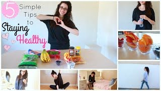 Ladylike Charm: Your Elegant Guide to Staying Healthy - 5 Simple Tips!