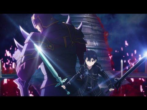 Sword Art Online 2 Episode 18 Review -- Someone Stronger than Kirito?!!