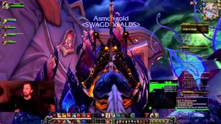 legion alpha first look at the court of stars new level 110 dungeon