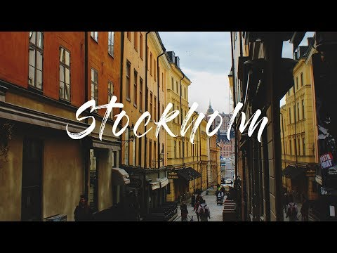 Stockholm, the Venice of the North