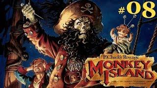 Monkey Island 2: LeChuck's Revenge #8 - ¿Lorito quiere galleta?