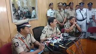 কলকাতা পুলিশের পুলিশ কমিশনার হিসেবে দায়িত্ব নিলেন অনুজ শর্মা Anuj Sharma-CP-Kolkata Police