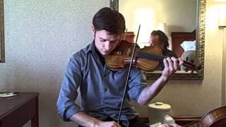 Jazz Violin Duo- Eli Bishop & Christian Howes