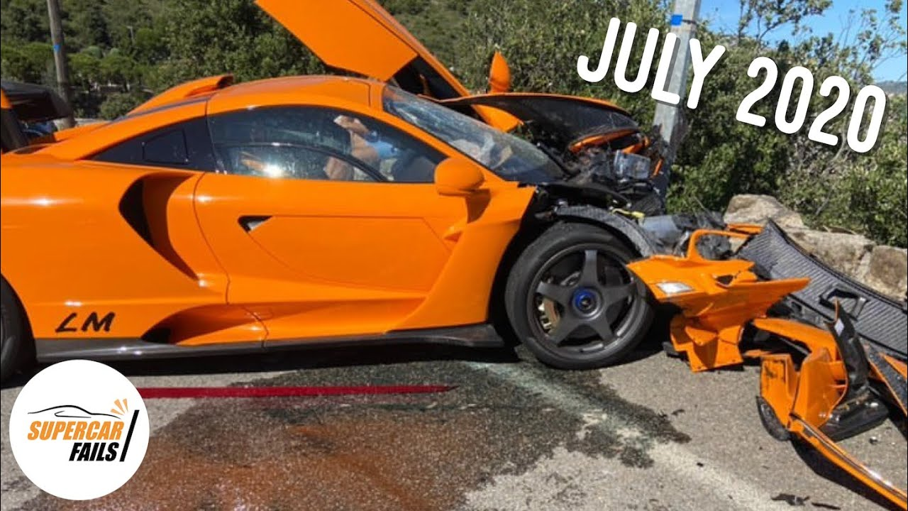 Supercar Fails - Best of July 2020