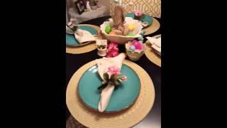 Easter Theme 2016 Home Tour