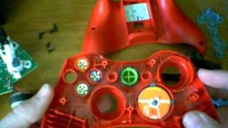 Xbox 360 Controller Disassembly/Assembly Tutorial: Part 1