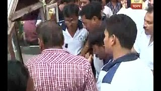 dead body of Piyush Ganguly reaches at his home