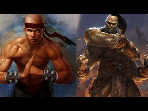 What If: MK11 Wasn't The Next Mortal Kombat Game? thumbnail