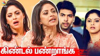 Negativity & Criticism அதிகம் | Nadhiya Interview | Jayam Ravi, M.Kumaran son of Mahalakshmi
