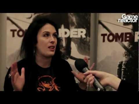 Tomb Raider - Rhianna Pratchett Interview poster
