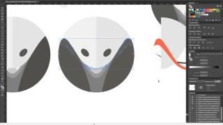 Логотип кобры другая концепция / Cobra Logo another concept/ draw logos / Adobe Illustrator