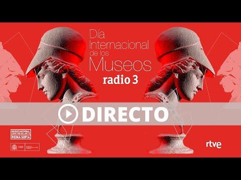 Día de los Museos en Radio 3 desde el Reina Sofía