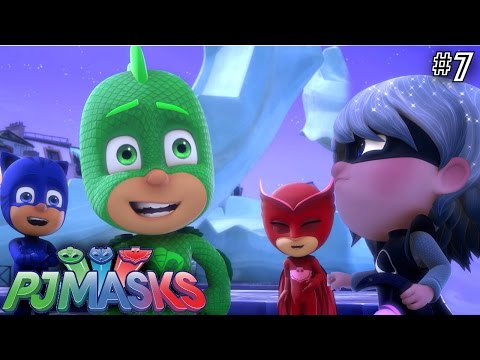 "PJ Masks - S01 E09: ""Gekko Saves Christmas"" (Trailer)"
