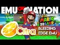 Emu-nation: Super Mario 3d Land Played On 3ds Emulator - Citra Bleeding Edge video
