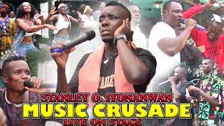 STANLEY O IYONANWAN - MUSIC CRUSADE [BENIN MUSIC LIVE ON STAGE]