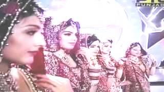 arshdeep kaur bridal wear round miss ptc punjabi 2012