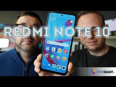 REDMI NOTE 10 è lo SMARTPHONE GIUSTO per chi NON vuole SPENDERE TROPPO!