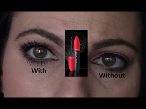 Revlon Ultimate All In One Mascara Review Youtube