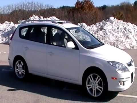 2012 Hyundai Elantra Touring Se 5 Door Hatchback Leather