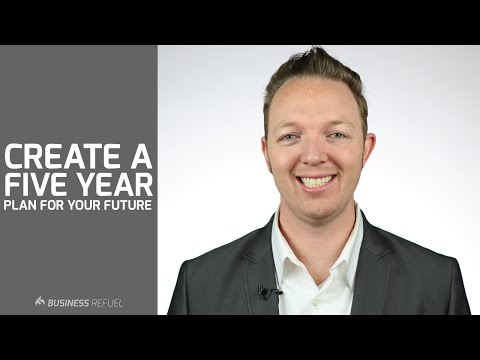 How to Create a 5 Year Plan for Your Future