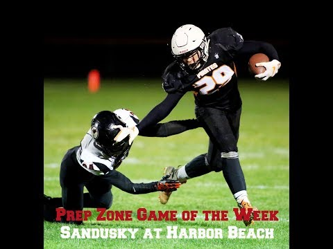 Prep Zone Game of the Week Highlight Video: Sandusky at Harbor Beach