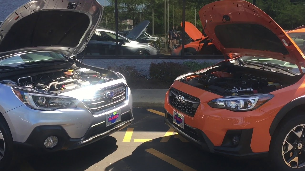 Outback Vs Crosstrek