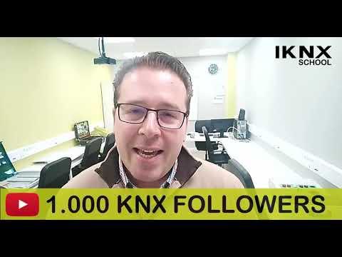 Celebramos los 1000 KNX Followers