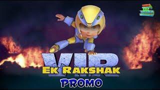 Vir: The Robot Boy   Vir Ek Rakshak   Action Movie For Kids   Promo   WowKidz Movies