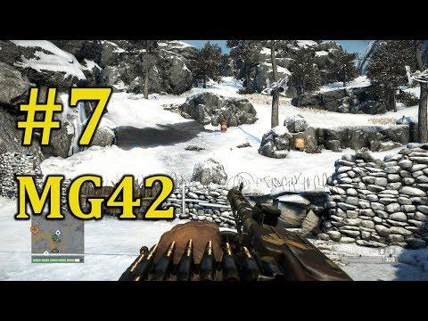 Sự Trở Lại Của Khẩu Súng Bá Đạo MG42 - FAR CRY 4 VALLEY OF THE YETIS - Tập 7 thumbnail