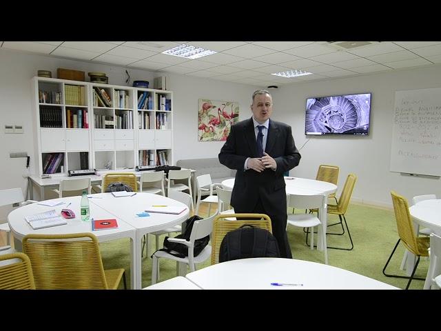 José Luis Cárpatos nos presenta la IV Edición el Máster en Mercados Financieros