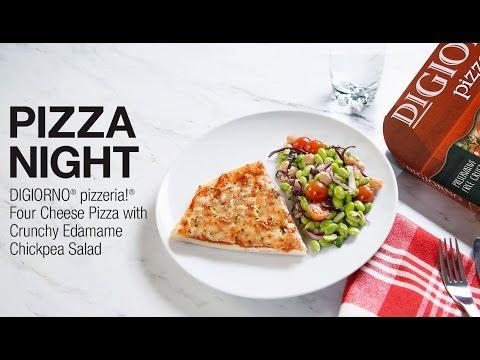 DiGiorno   Pizza Night with Gina Keatley