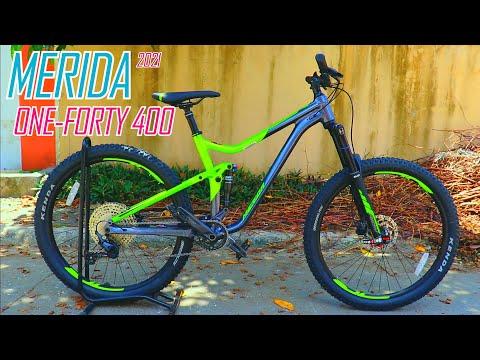 MERIDA ONEFORTY 400 2021 | ENDURO MTB NG MERIDA | PRICE WEIGHT AND SPECS |