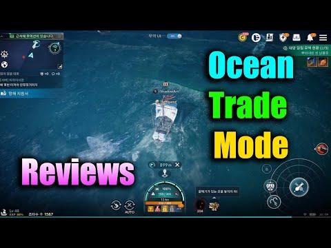 Black Desert Mobile Ocean Trade Mode Reviews
