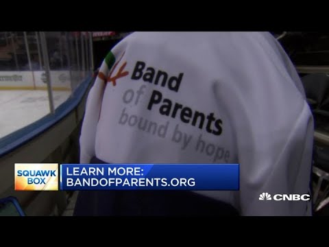 Private equity elite play hockey to raise funds to fight cancer