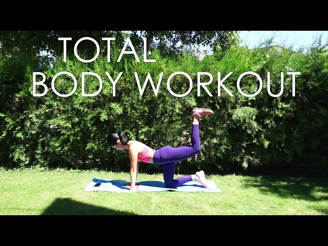 Total Body workout - Fitness Routine