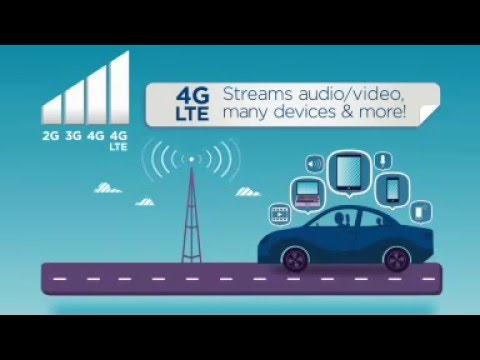 2015 Chevrolet How To 4G LTE Signal Strength