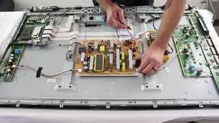 Panasonic Plasma TV Repair - Understanding 14 Blink Code - How to Fix 2011 Panasonic Plasma TV