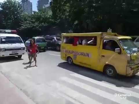 Philippines LIVE - Street Walk Cebu City