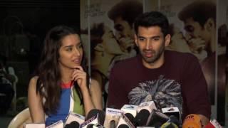 Shraddha Kapoor & Aditya Roy Kapur Interview for Ok Jaanu