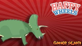SI AHAB NGAMUK??? |Part-2| !!! - Happy Wheels Indonesia -