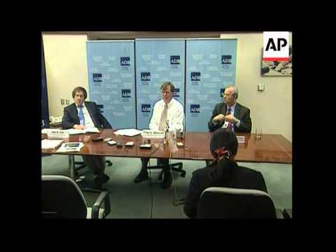 Asian Development Bank discusses impact of SARS