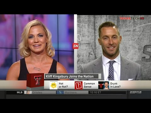 ESPN Car Wash: Kingsbury Visits with Beadle, SportsNation