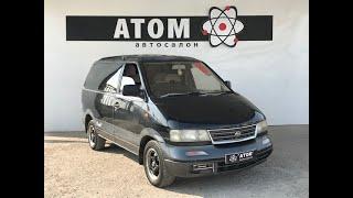 Nissan Largo 2.0d AT (100 л.с.) 1993г.